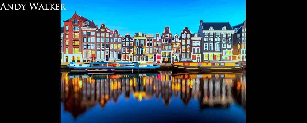 Andy Walker Singel Amsterdam
