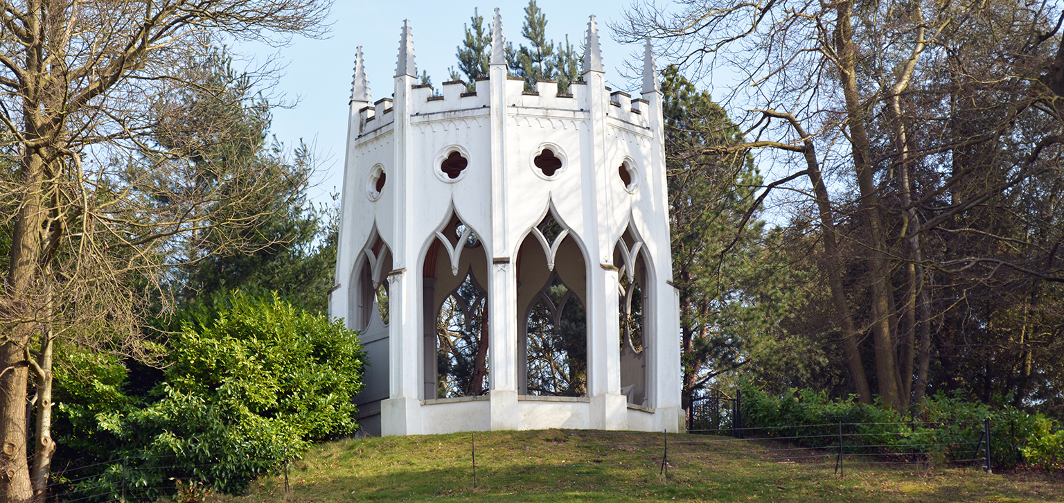 Gothic Temple Spring