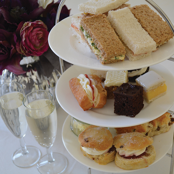 Painshill Afternoon Tea