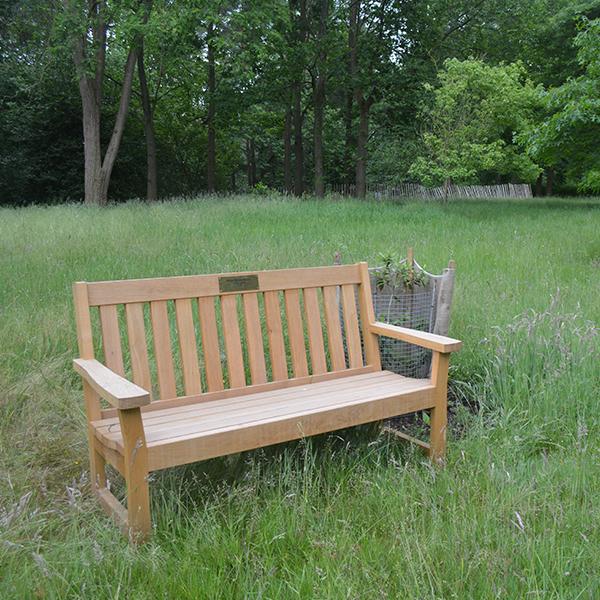 Sponsor a bench