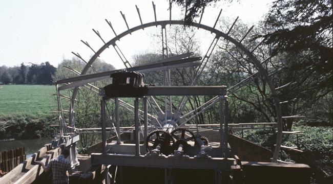 Waterwheel 1987 timeline