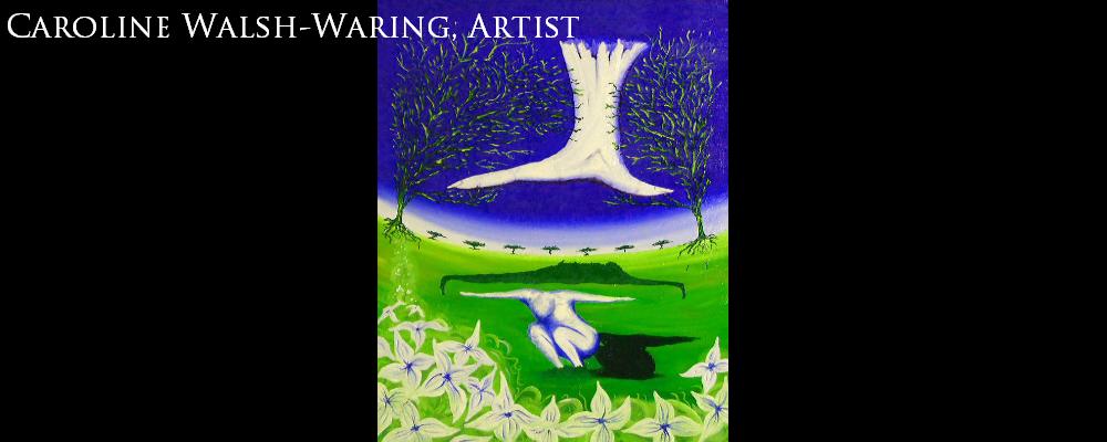 Caroline Walsh-Waring, Artist