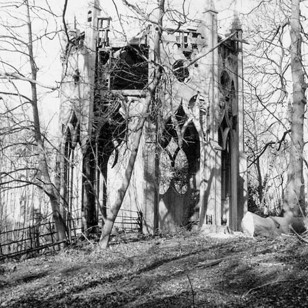 Gothic Temple before